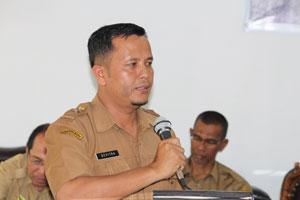 Devitra Kabag Humas DPRD Kota Payakumbuh.