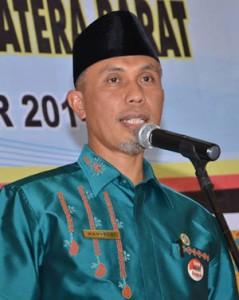 Walikota Padang Mahyeldi Ansharullah.