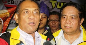 Pimpinan Gebu Minang, semangat PON Remaja I berprestasi