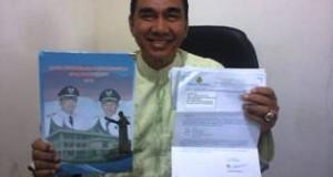 Ir Mediar Indra - Kepala Dinas Kependudukan dan Catatan Sipil Kota Payakumbuh