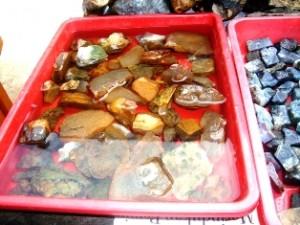 Bahan Batu Akik Lumuik Suliki-Dijual-
