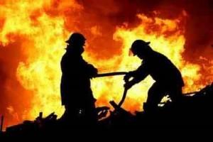 Kebakaran - Ilustrasi