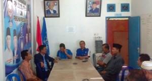Irfendi Arbi dan Ferizal Ridwan, Kandidat Bupati, Resmi Mendaftar di PAN