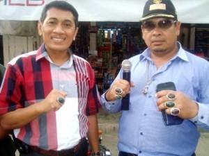 Pahlawan Lumuik Suliki- Desri SPd MM putra asli Koto Tinggi dan Ketua Asosiasi Lumuik Suliki Khairul Apit - selalu berlumuik Suliki