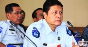 Kepala PT Jasa Raharja Perwakilan Bukittinggi Sokarto