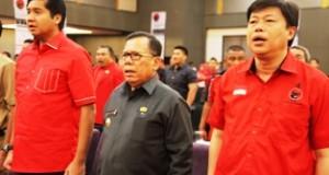 Maruarar Sirait, Muslim Kasim dan Alex Indra Lukman