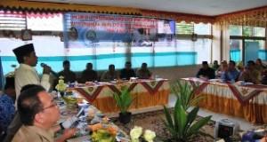 Wabup H Asyirwan Yunus sosialisasi Narkoba di Situjuah Batur.