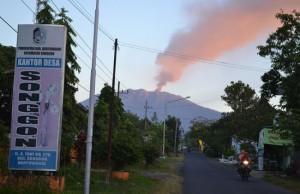 Erupsi Gunung Raung