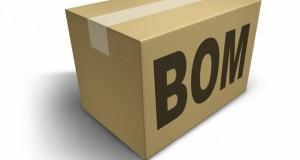 Ilustrasi paket BOM
