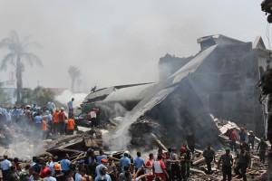 Butuh Waktu Dua Minggu Bagi TNI Lakukan Investigasi Jatuhnya Hercules C-130