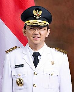 Gubernur DKI Jakarta, Basuki Tjahaja Purnama