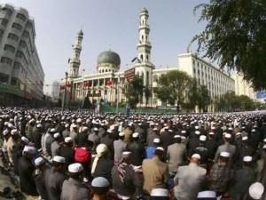 Warga muslim