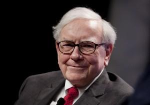 Miliuner Warren Buffett
