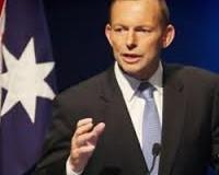 PM Australia  Abbott