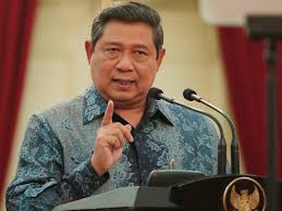 Mantan Presiden Susilo Bambang yudhoyono