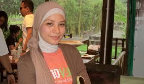 Rachel Maryam Sayidina.