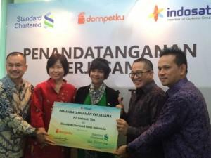 kerjasama Indosat