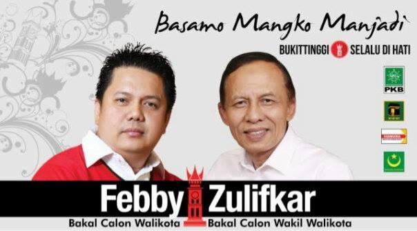 H Febby Dt Bangso - Zul Ifkar Rahim ST