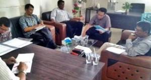 Koni Kota Payakumbuh Rapat Lanjutan Program 2015