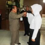 Bupati Limapuluh Kota membuka Pra Jabatan