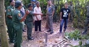 Berantas Judi Barambuang, Lurah Talang Gusmardi di tengah Tim 7