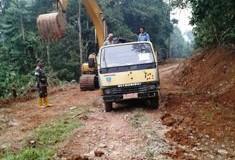 Pra TNI Manunggal Membangun Desa Mampu Percepat Buka Keterisoliran Daerah.