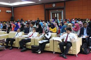 Kuliah Umum Kakanwil DJP Sumbarja dan  Mahasiswa Universitas Bungghatta.