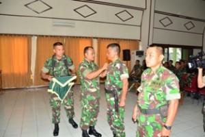 Korem 032/Wbr Latihan Menghadapi Kejadian Bencana Alam