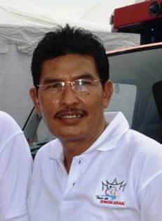 Kadis Parpora Payakumbuh Syahnadel Khairi
