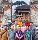 DPRD Komisi B sedang Kunker ke Bali.