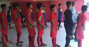SMP 22 dan SMP Muhammadiah 7.