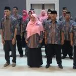 Kepengurusan MGMP PJOK Kota Padang.