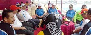 TdS Stage 5 - Panpel Lokal Payakumbuh layani tetamu dengan layanan khas dan prima.