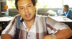 Kepala Jorong Guguak Palano, Nagari Suliki, Ferry Zulhasdi--