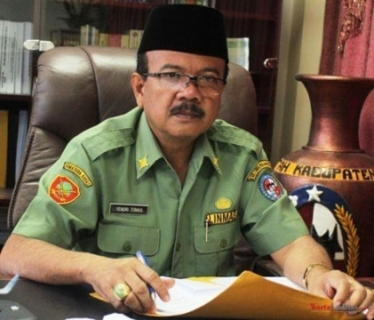 H.Yendri Tomas,SE,MM Plh.Bupati Limapuluh Kota