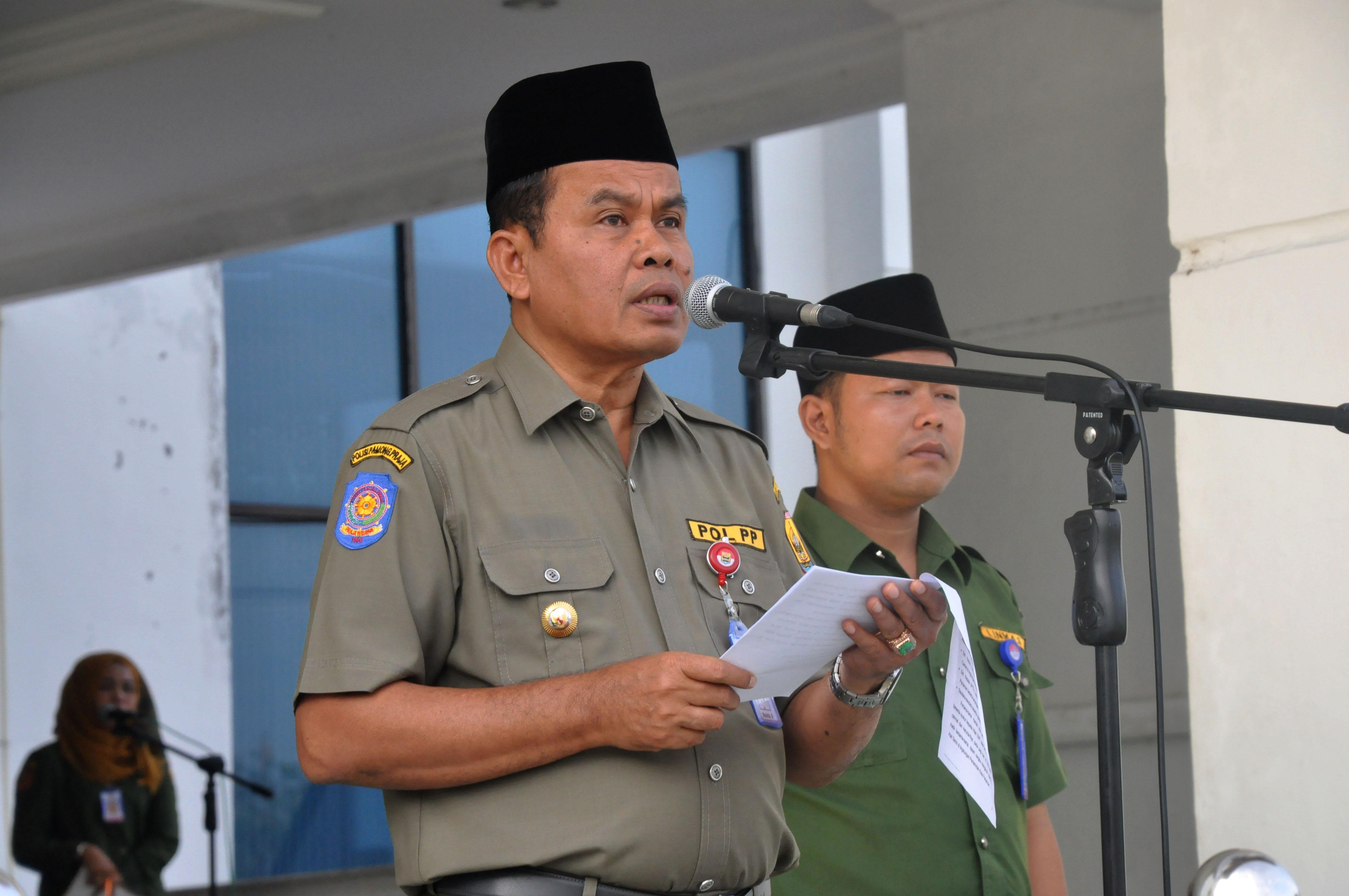Walikota Pariaman Mukhlis R