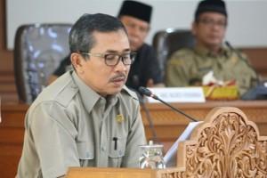 H Fitrial Bachri Datuak Bandaro Hitam - Komisi A DPRD Payakumbuh