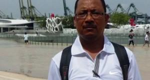 Hartono, Ketua SIWO Sumbar