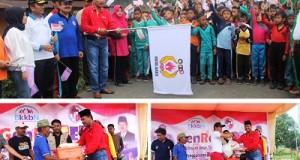 Lubuak Koto Sialang Kecamatan Kapur IX Diresmikan Bupati Irfendi Arbi Jadi Kampung KB