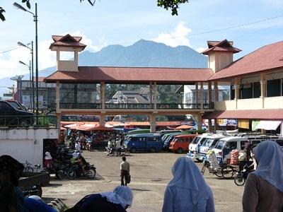 Lokasi Festival Pasar Rakyat