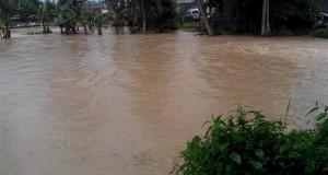 Banjir yang melanda Payakumbuh