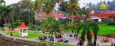 Taman RTH Payakumbuh