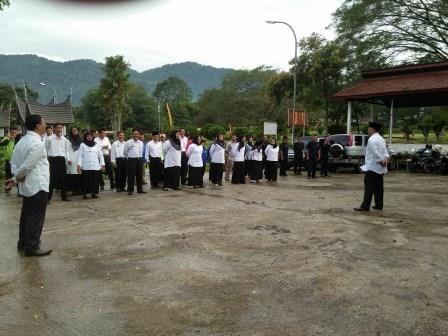 seragam baru ASN di Padangpanjang