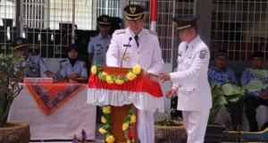 Budy Kurniawan SSos ajudan Walikota Payakumbuh H Riza Falepi. Setia dalam tugas, ingin lebih berbuat.