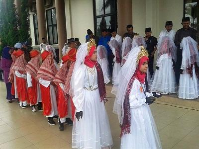 DPRD Kota Payakumbuh sambut Khatam Quran