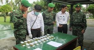 Dandim 0306 50 Kota TNI Terlibat Narkoba, Langsung Pecat