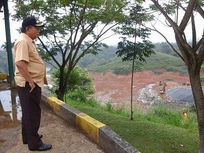 Pasukan Kuning Goro di TPA Regional, Dipimpin Wawako Suwandel Muchtar