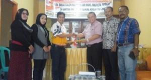 H Suwandel Muchtar MM Ambil Formulir ke Partai Hanura, Visi Ekonomi dan Pendidikan Maju