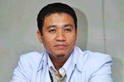 Ketua Panitia Silatnas IKPR, Markarius Anwar.