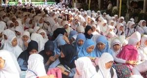 1.103 Siswa SD se Kota Payakumbuh dan Limapuluh Kota ikut bertarung mencari kursi di SMPN 1 Payakumbuh